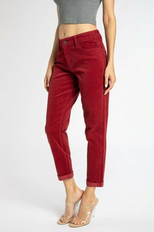 Red KanCan High Rise Jeans