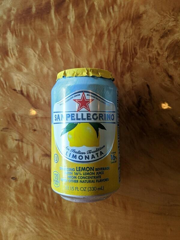 Pick Up San Pellegrino - Lemon