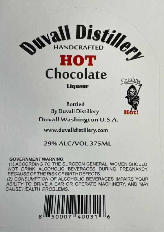 Pickup Hot Chocolate Liqueur