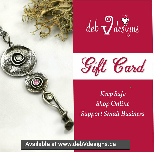 debVdesigns Gift card