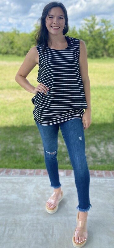 Top Double Layered Tunic