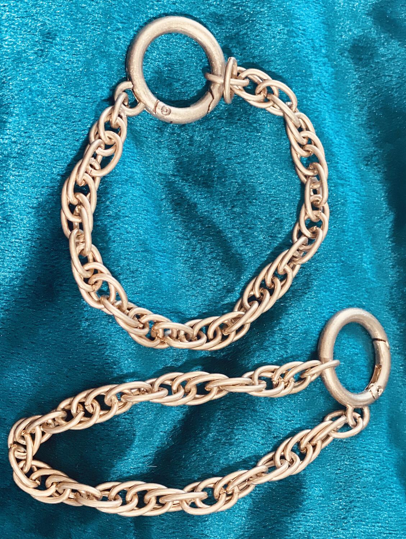Bracelet Double Link Circle