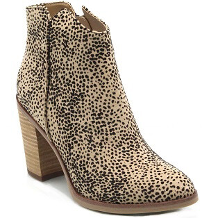 MIA Patton Boot Cheetah