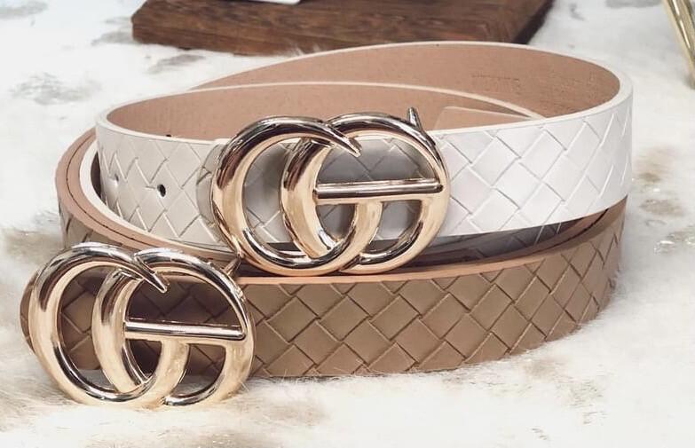 Belt Weaved