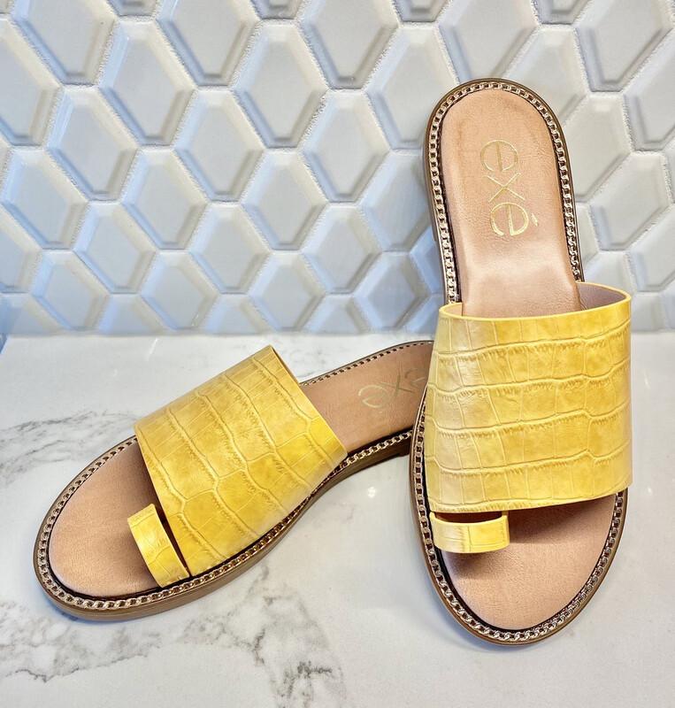 EXE Alexia Yellow