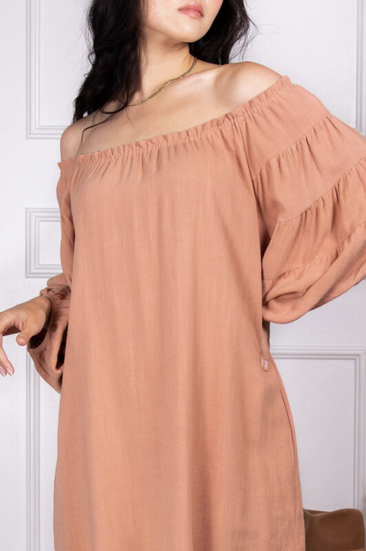 Apricot Botto Dress