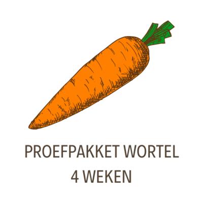Proefpakket Wortel