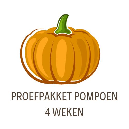 Proefpakket Pompoen