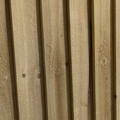 125mm Feather-Edge Boards