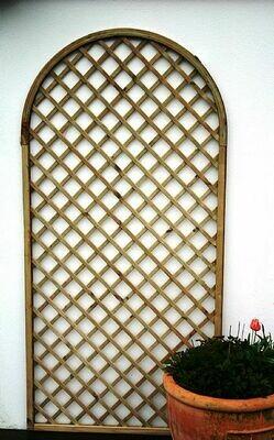 English Rose Trellis 183cm x 90cm