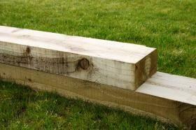 Treated Softwood Sleepers