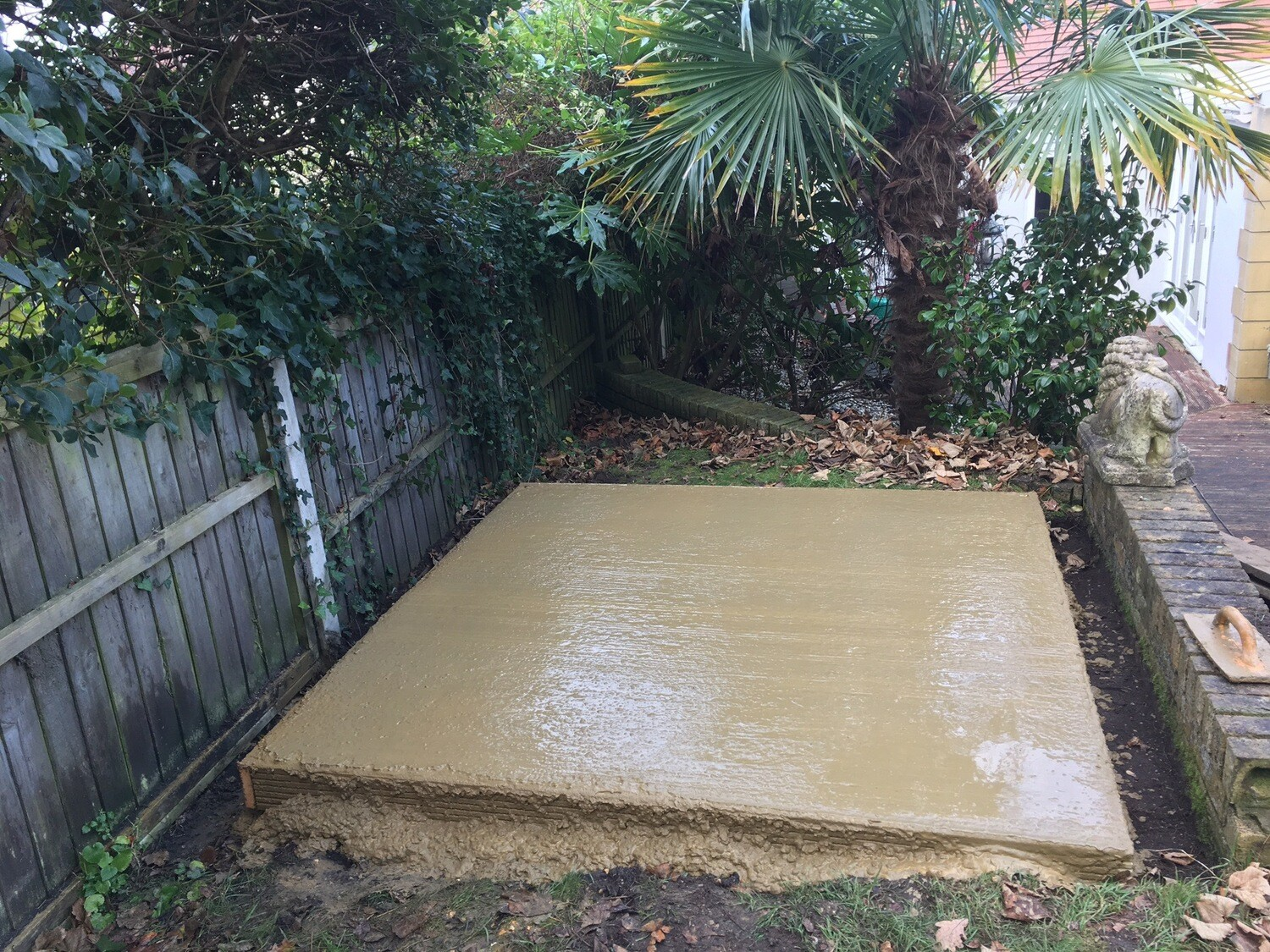 Concrete Shed Bass 6 X 4ft