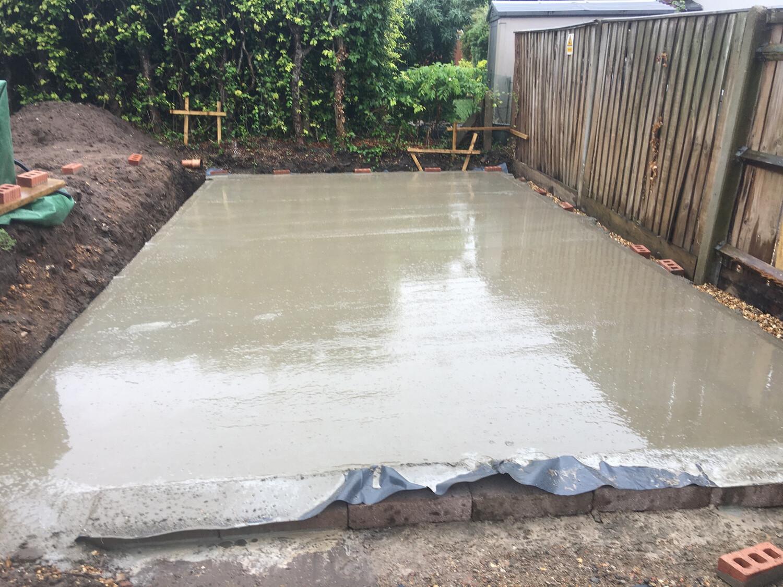 Aylesbury Concrete Base