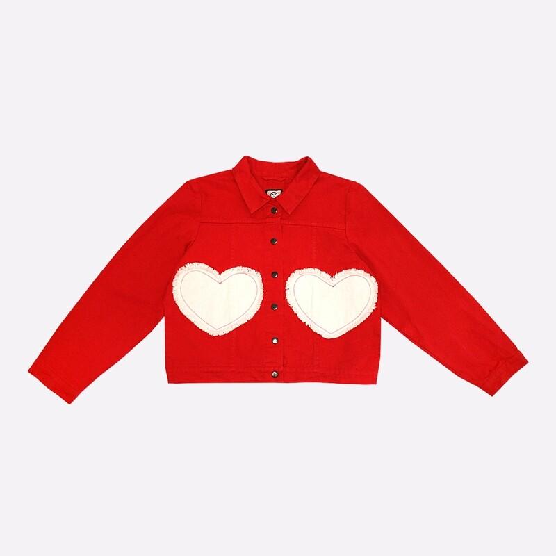 heart jacket
