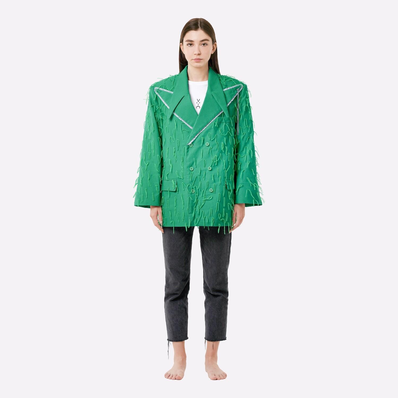 hairy jacket PRE-ORDER