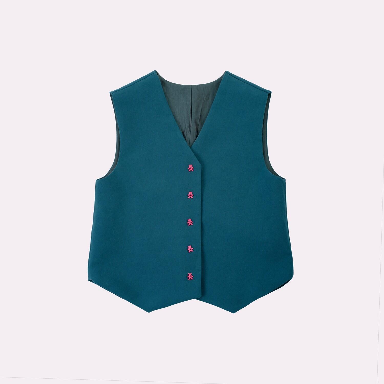 gummy bear vest