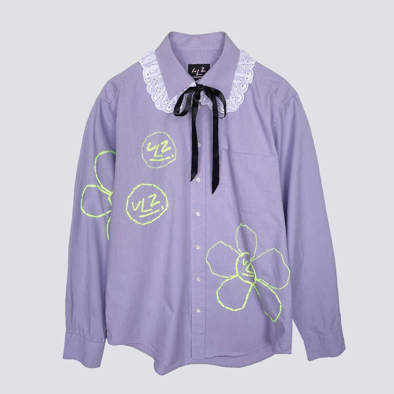 lilac fairy shirt