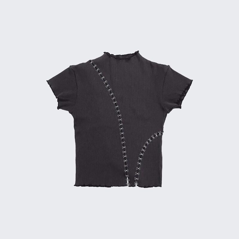 scar t-shirt dark