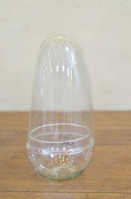 Cloche allongée verre pour terrarium