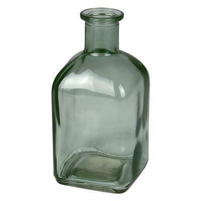 Vase mini vert olive