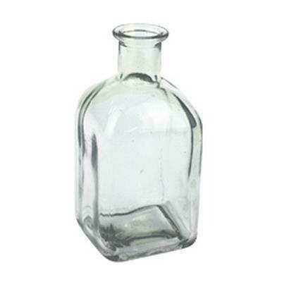 Vase mini transparent