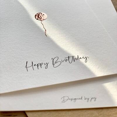 jeej postcards: Happy Birthday