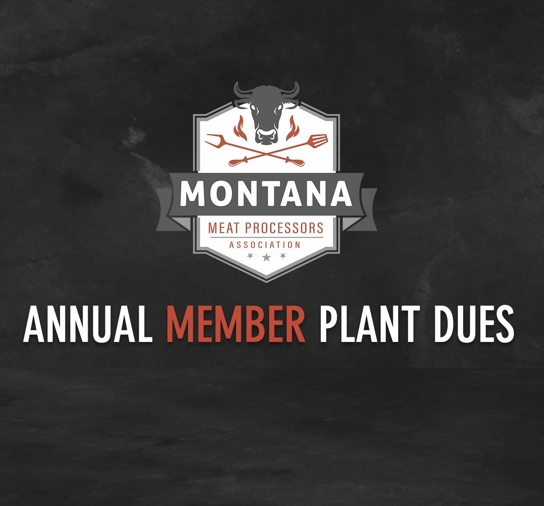 2021 MMPA Annual Member Plant Dues
