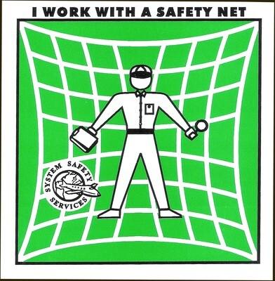Safety Awareness Decals