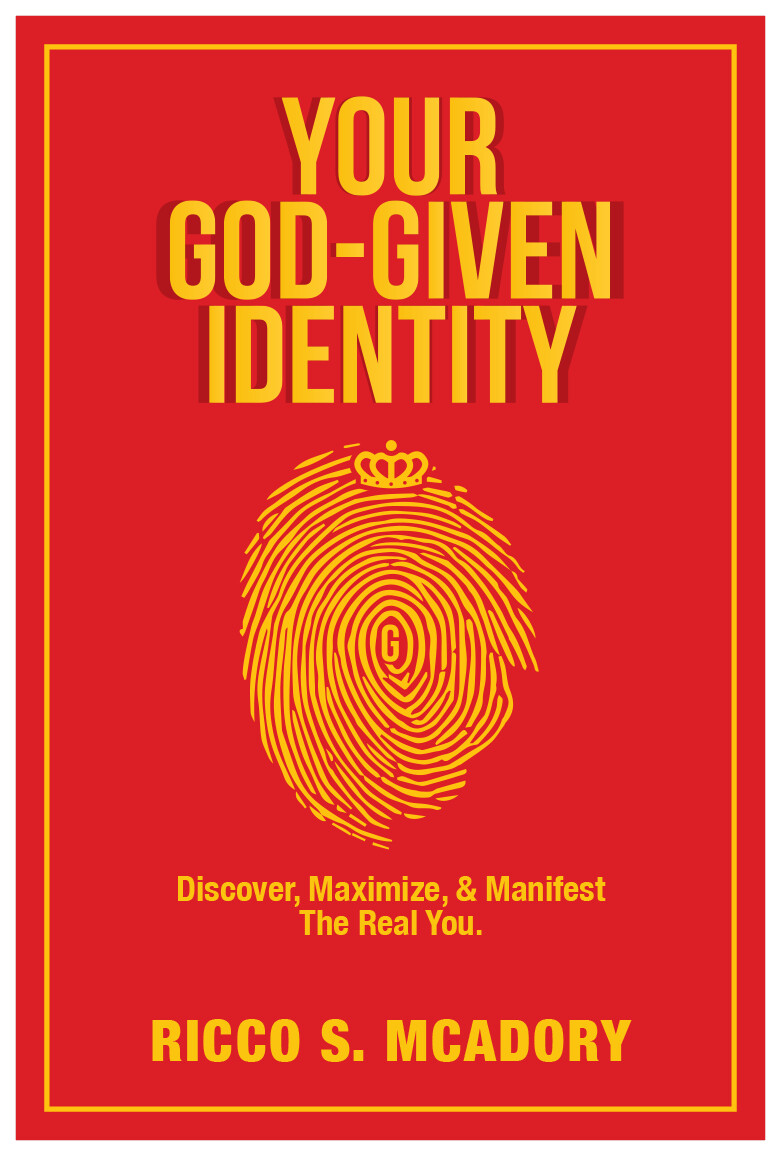 Your God-Given ID Trilogy (Book, Participant Guide, & T-Shirt)