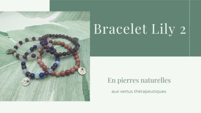 Bracelet LILY 2