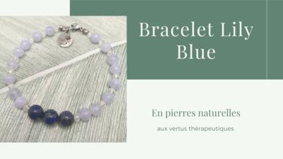 Bracelet LILY Blue
