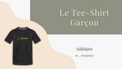 Tee-Shirt Garçon - Taille 8 ans