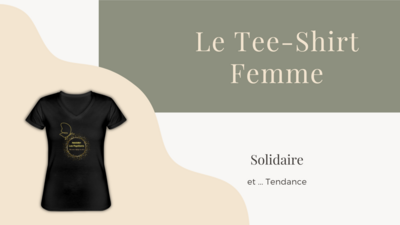 Tee-Shirt Femme - Taille M