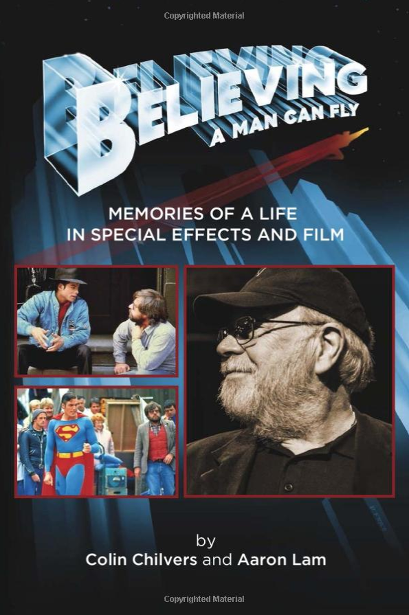Believing a Man Can Fly - Hard Cover US$