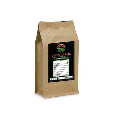 Colombian Coffee Infused w/ CBD