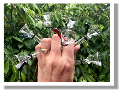 Glass Bowl Slide Sets