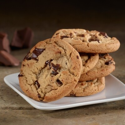 Chocolate Chip Cookies (2 Pack)