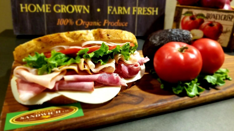 Applewood Smoked Ham & Hickory Smoked Turkey