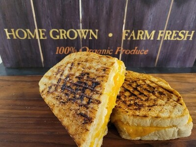Trio Grilled Cheese