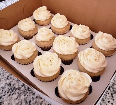 Cupcakes, 1 Doz