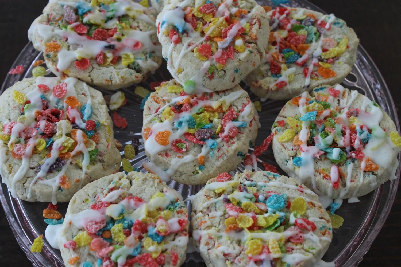 Tutti Fruitti Cookies, 1 Doz