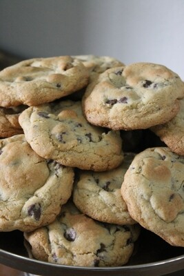 Chocolate Chip Cookies, 12 count