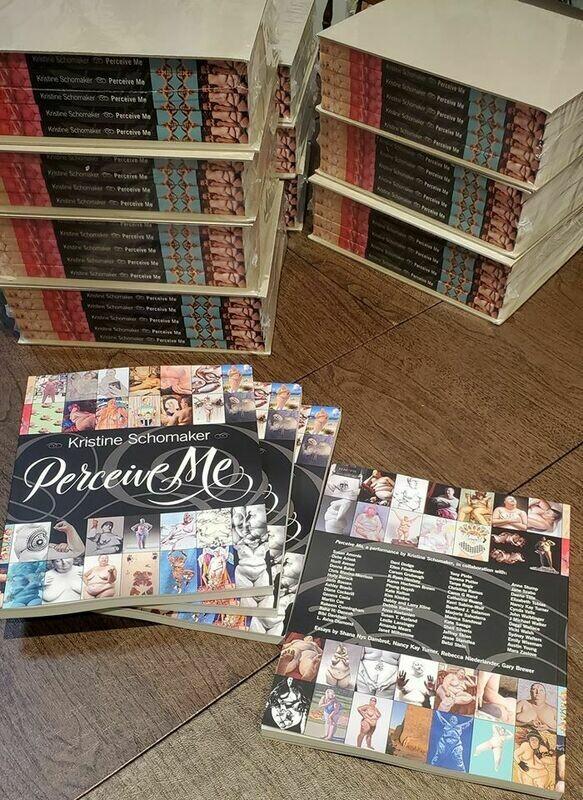 Perceive Me Soft Cover Catalog