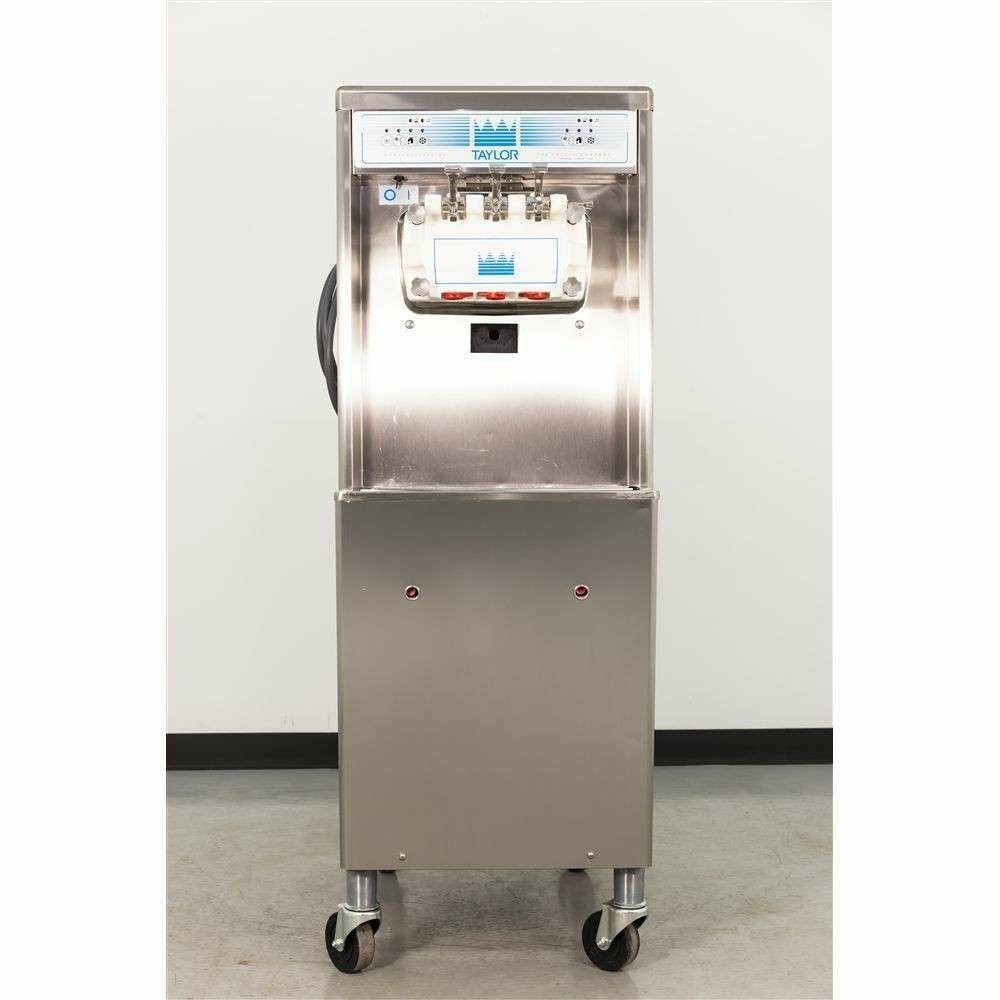Top Quality. Branded. Platinum Certified. Used Soft Serve Machine. Two Flavors Plus Middle Twist. Reserve Your Machine Today. No Payment Needed. No Obligation To Purchase. Lease Options Available.