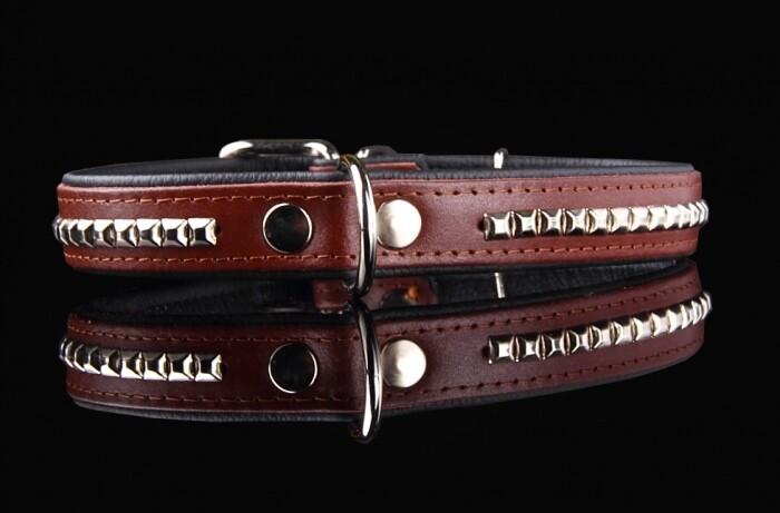 ZOOLeszcz Super Collar with Studs (180/1)