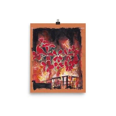 Fire + Flowers*