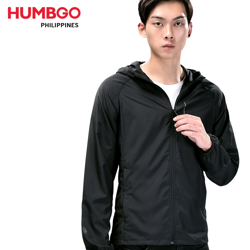 Humbgo Men's UPF40 Anti-UV ultra thin jacket