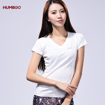 Humbgo minimalist Drifit Shirt for women