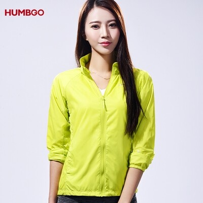 Humbgo Women's UPF100 Anti-UV ultra thin, Sun Jacket