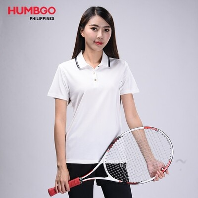 Humbgo Women's Stain resistant, breathable polo shirt